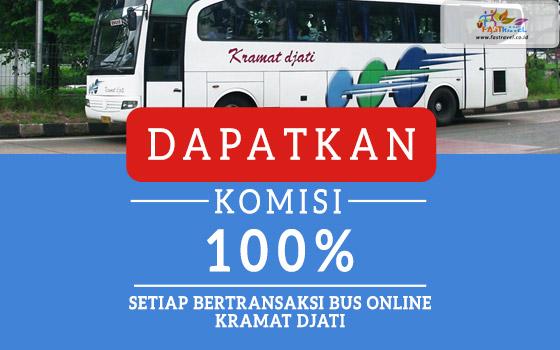 Bisnis Travel Bus Kramat Djati