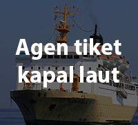 agen tiket kapal laut terbaru