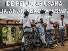 Peluang Bisnis Anak Sekolah