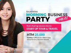 Balikpapan Morning Business Party