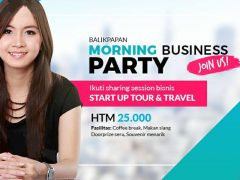 Balikpapan Morning Business Party