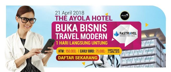 Seminar Bisnis Surabaya 2018