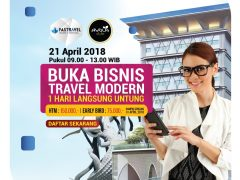 Seminar Bisnis Tour And Travel Surabaya 2018 thumb