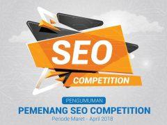 Pengumuman Pemenang SEO Competition thumbnails