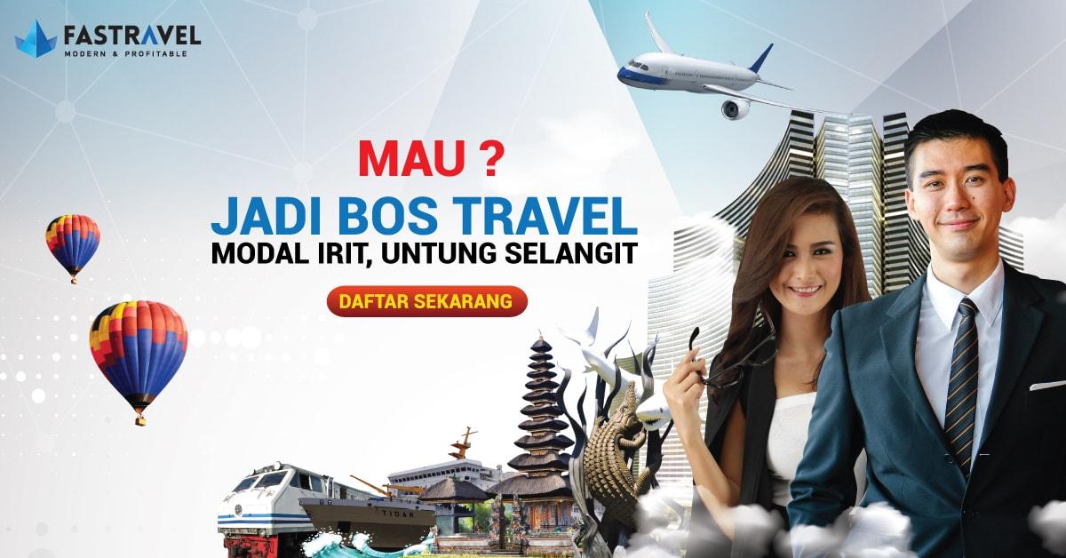 Menjadi Bos Bisnis Travel Agen